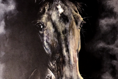 black-horse-on-smog-acryl-painting